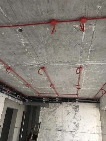 中德英伦世邦装修 成都水电改造图 第1张